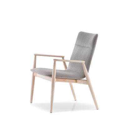 Malmo 298 Relax Lounge Chair-Pedrali-Contract Furniture Store