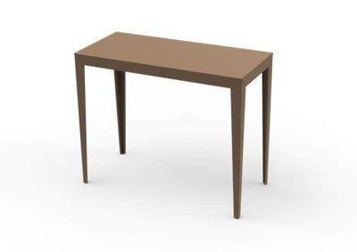 Zef Rectangular Poseur Table-Matière Grise-Contract Furniture Store