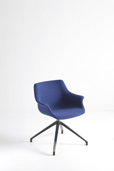 More Side Chair c/w Spider Base-Gaber-Contract Furniture Store