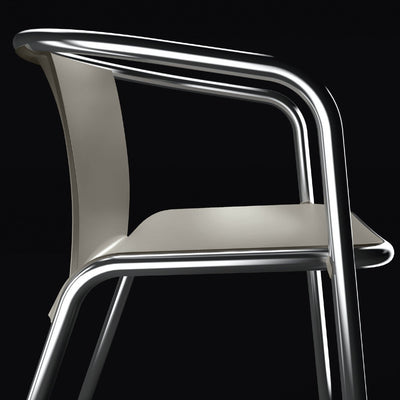 Maré Armchair-Metalmobil-Contract Furniture Store