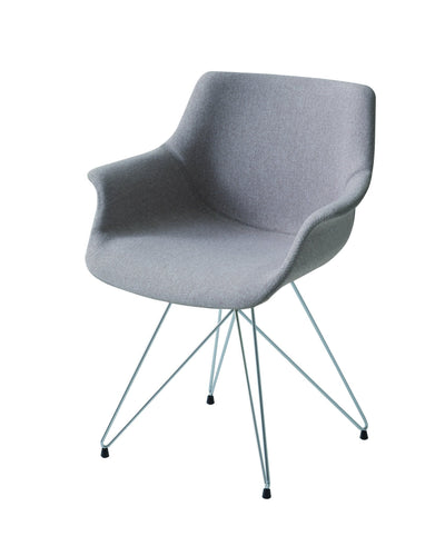 More Side Chair c/w Eiffel Base-Gaber-Contract Furniture Store