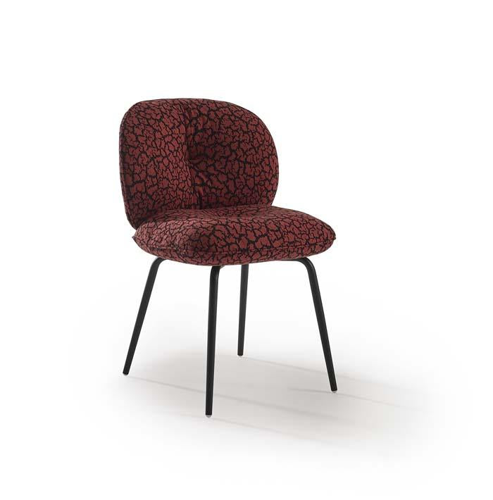 Mullit Side Chair c/w Metal Legs-Sancal-Contract Furniture Store