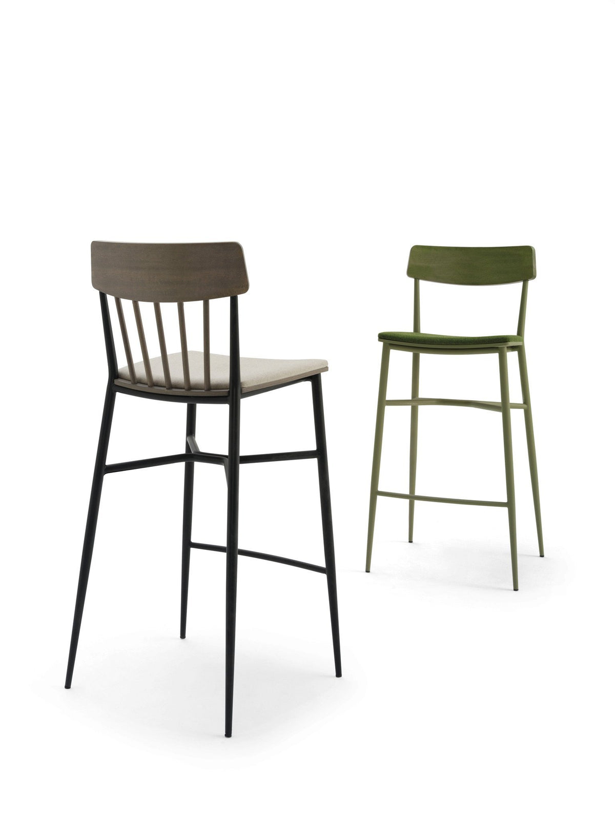 Naika High Stool-Laco-Contract Furniture Store