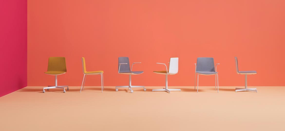 Noa 725 Side Chair-Pedrali-Contract Furniture Store