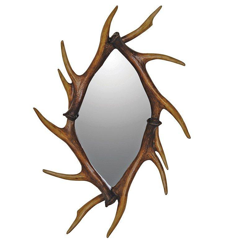 Antler Mirror-Coach House-Contract Furniture Store