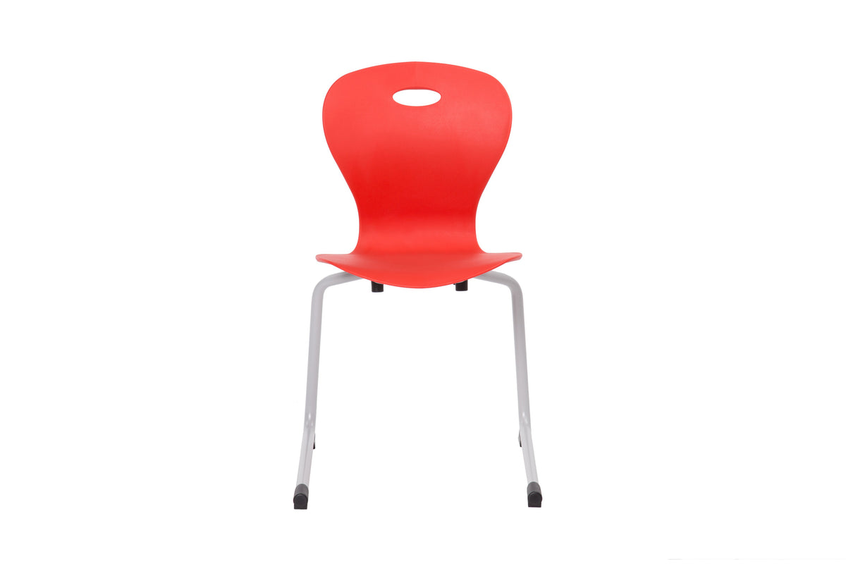 Lotus Side Chair c/w Cantilever Legs-Origin-Contract Furniture Store