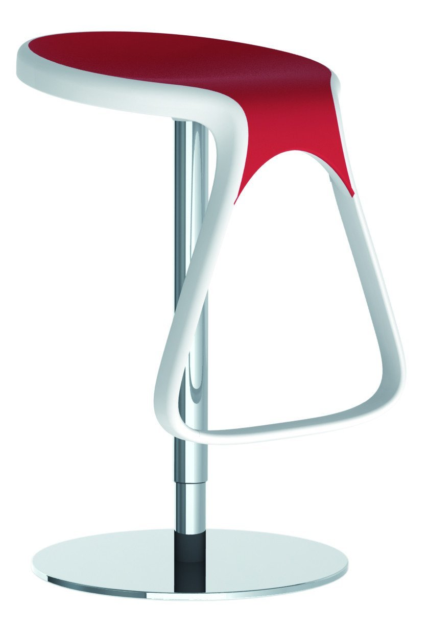 Octo High Stool-Gaber-Contract Furniture Store
