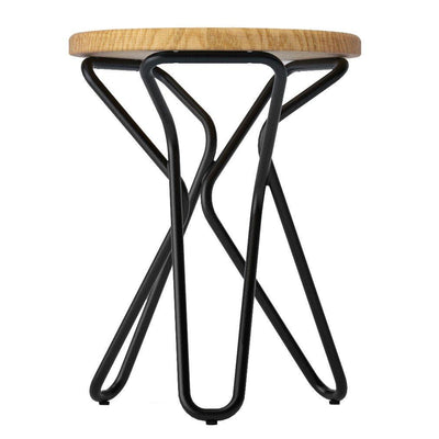 Olly Low Stool-Junction 15-Contract Furniture Store