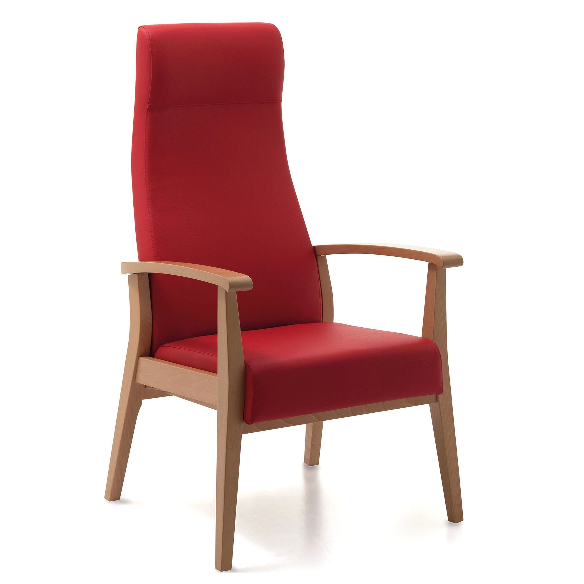Aero 52-63/3 Lounge Chair-Piaval-Contract Furniture Store