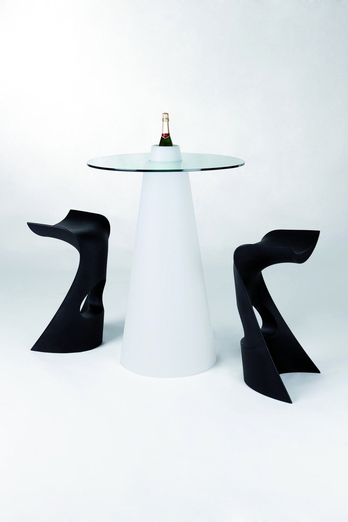 Peak Poseur Table-Slide-Contract Furniture Store