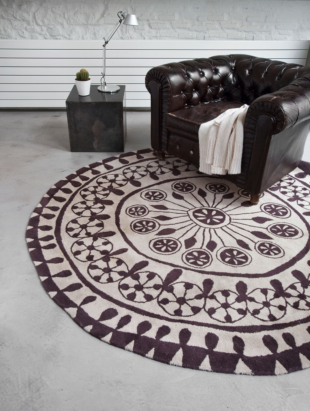 Rangoli 1 Rug-Nanimarquina-Contract Furniture Store