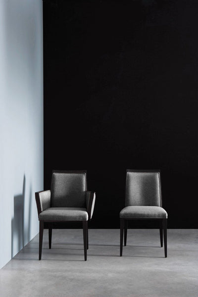 Reve Armchair c/w Show Wood-Copiosa-Contract Furniture Store