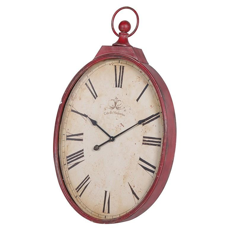 Distressed CM Wall Clock-Coach House-Contract Furniture Store