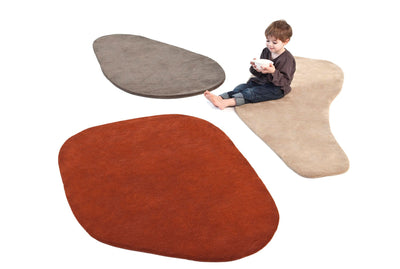 Stone-wool Little Stone 10 Rug-Nanimarquina-Contract Furniture Store
