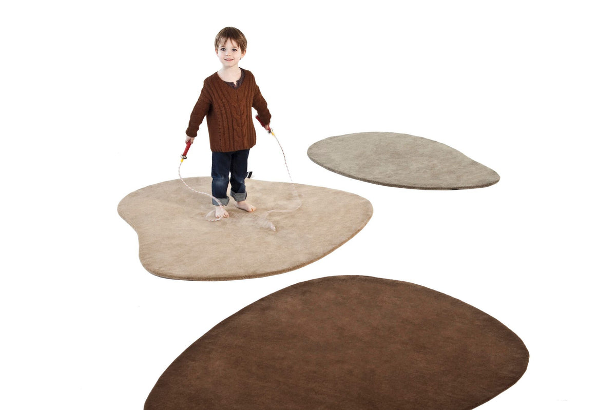 Stone-wool Little Stone 11 Rug-Nanimarquina-Contract Furniture Store
