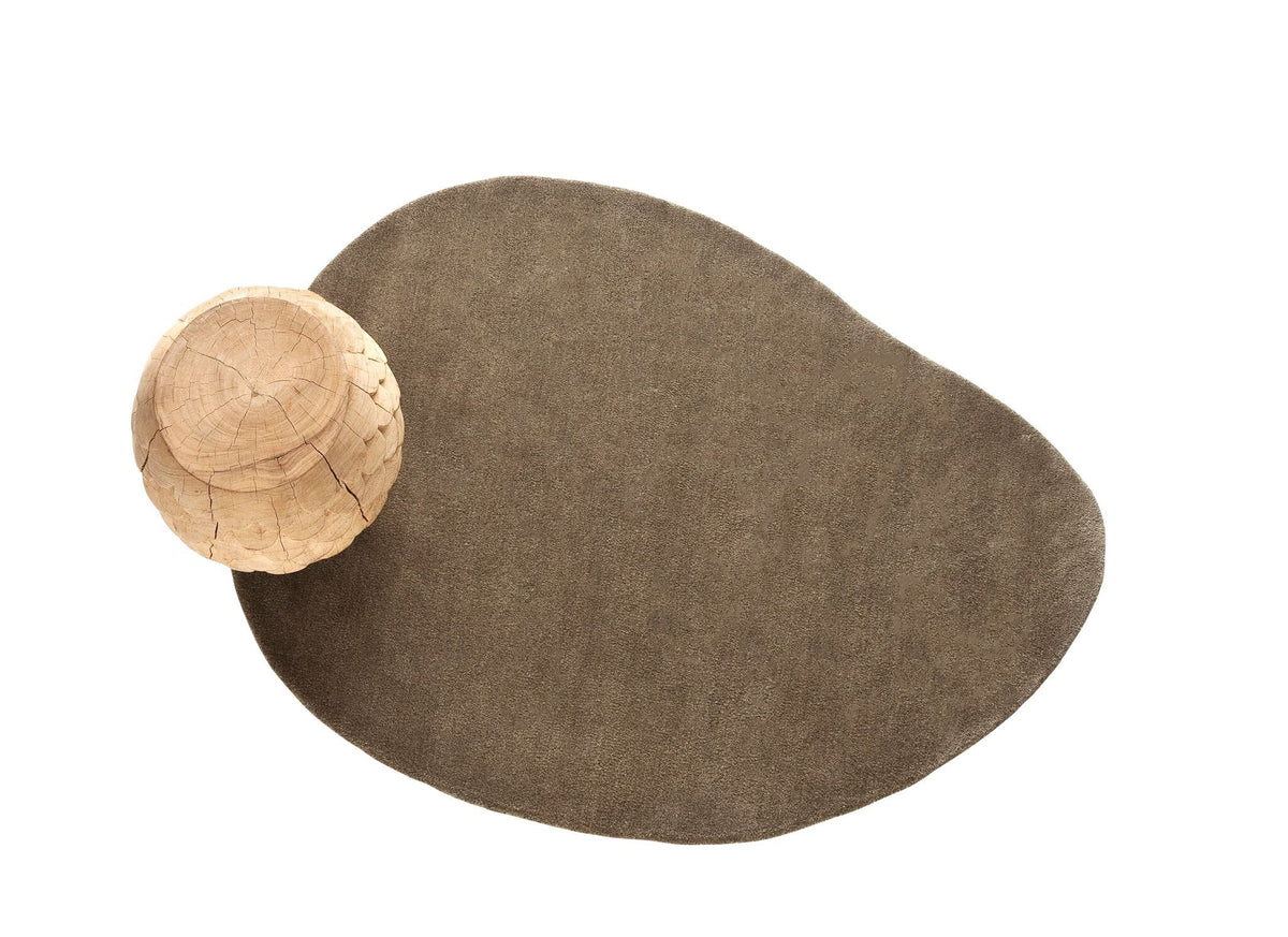 Stone-wool Stone 1 Rug-Nanimarquina-Contract Furniture Store