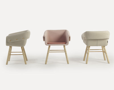 Collar Armchair-Sancal-Contract Furniture Store