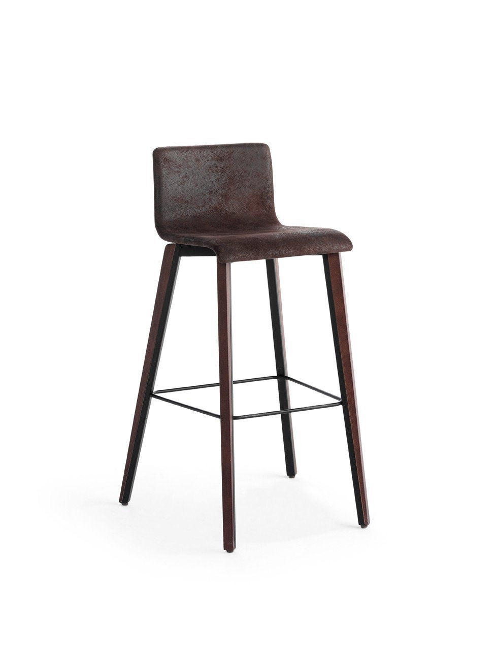 Toby Hybrid High Stool-Cignini-Contract Furniture Store