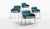 Strike High Stool-Arrmet-Contract Furniture Store