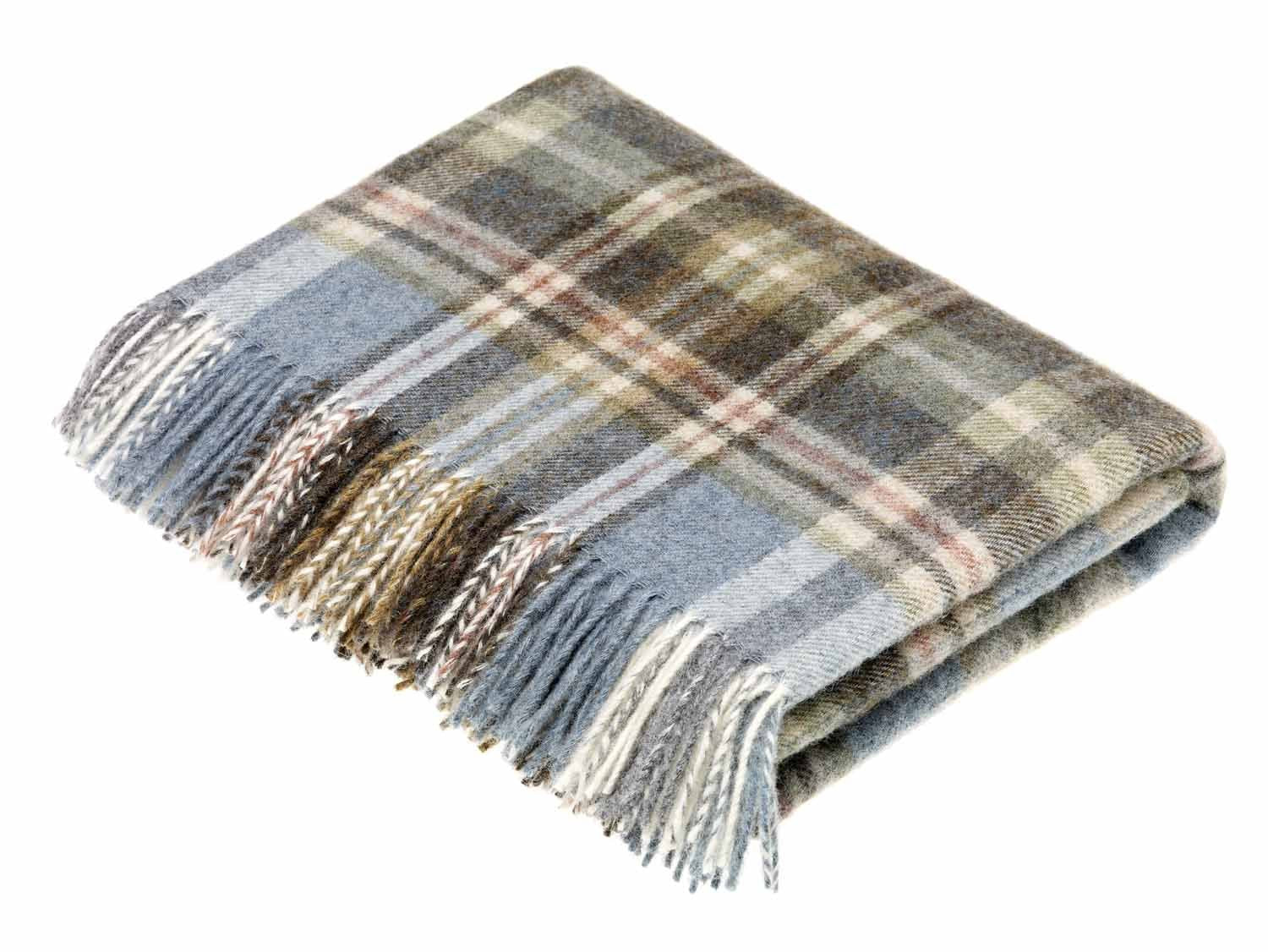 Country Collection Throw-Bronte by Moon-Contract Furniture Store