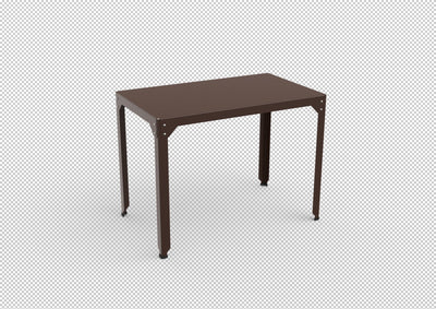 Hegoa Rectangular Dining Table-Matière Grise-Contract Furniture Store