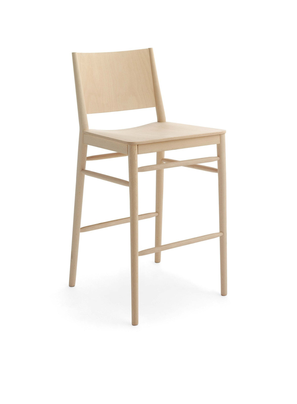 Tracy 595 High Stool-Billiani-Contract Furniture Store