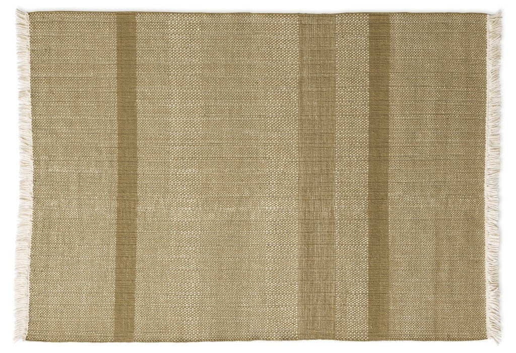 Tres Texture Ochre Rug-Nanimarquina-Contract Furniture Store