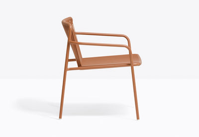 Tribeca 3669 Lounge Chair-Pedrali-Contract Furniture Store