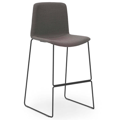 Tweet Soft 899/2 High Stool-Pedrali-Contract Furniture Store