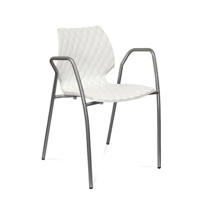 Uni Armchair c/w Metal Legs-Metalmobil-Contract Furniture Store