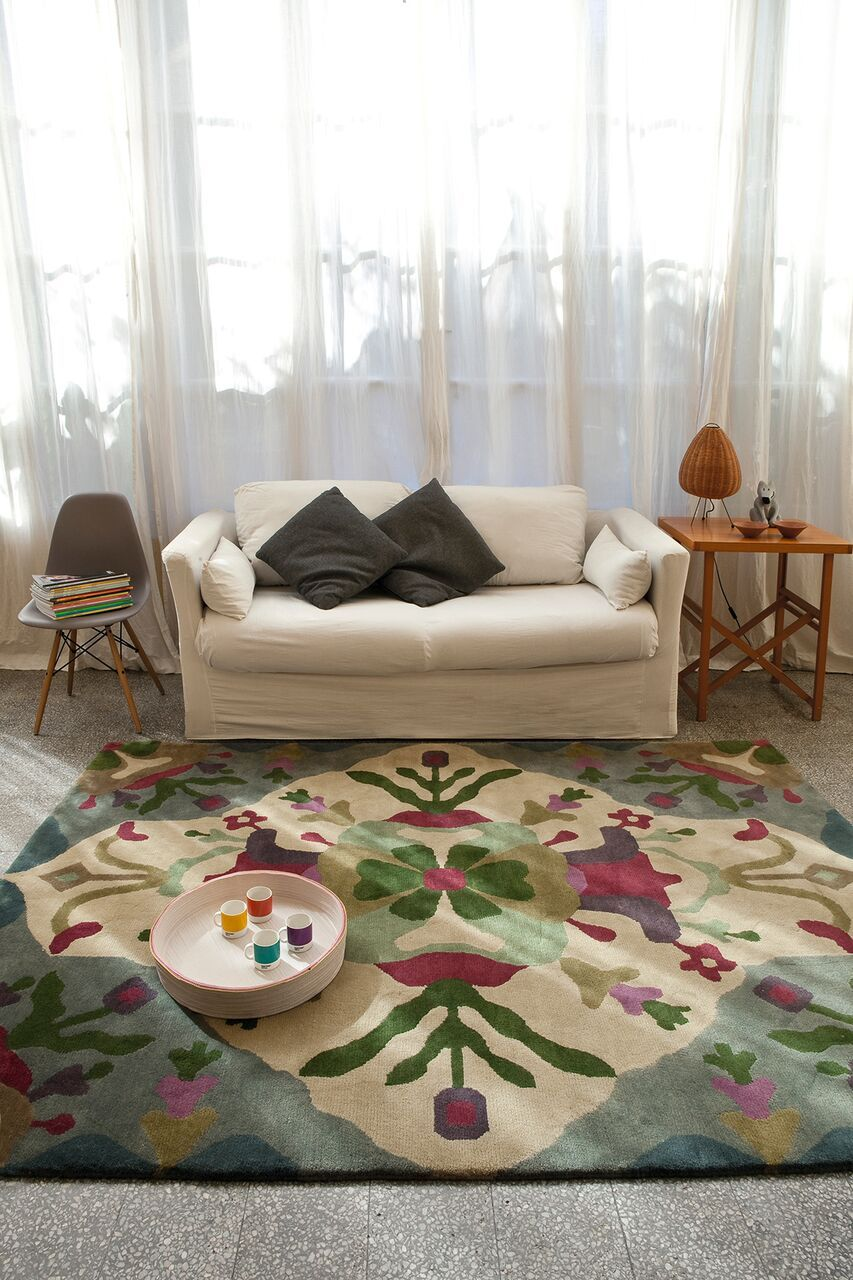 Victoria 2 Rug-Nanimarquina-Contract Furniture Store