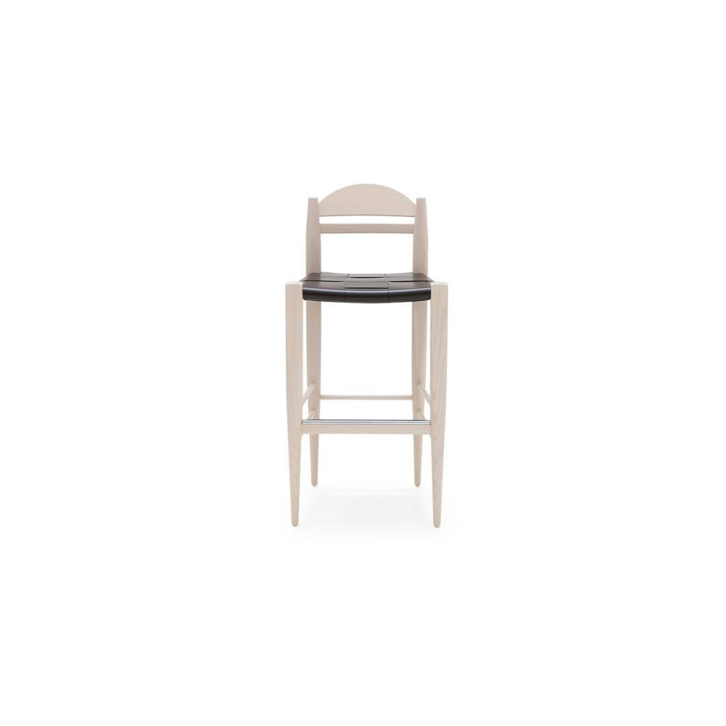 Vincent V.G. 444 High Stool-Billiani-Contract Furniture Store