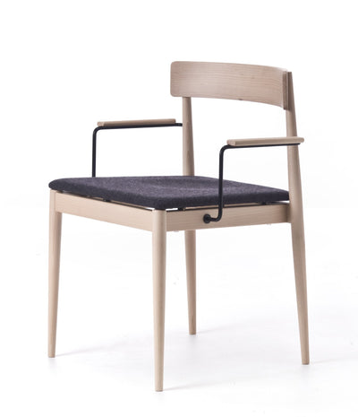 Blanc Armchair-Very Wood-Contract Furniture Store