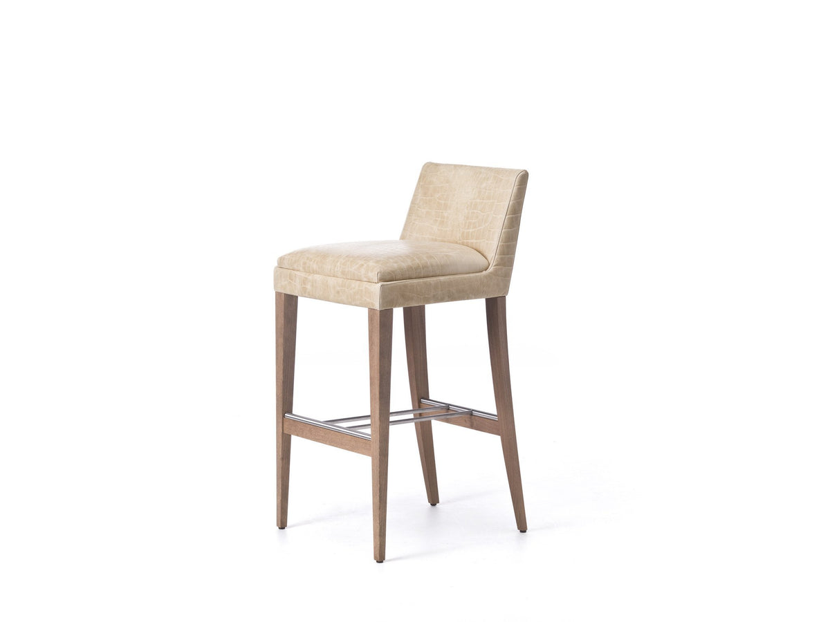 Onda High Stool-Very Wood-Contract Furniture Store