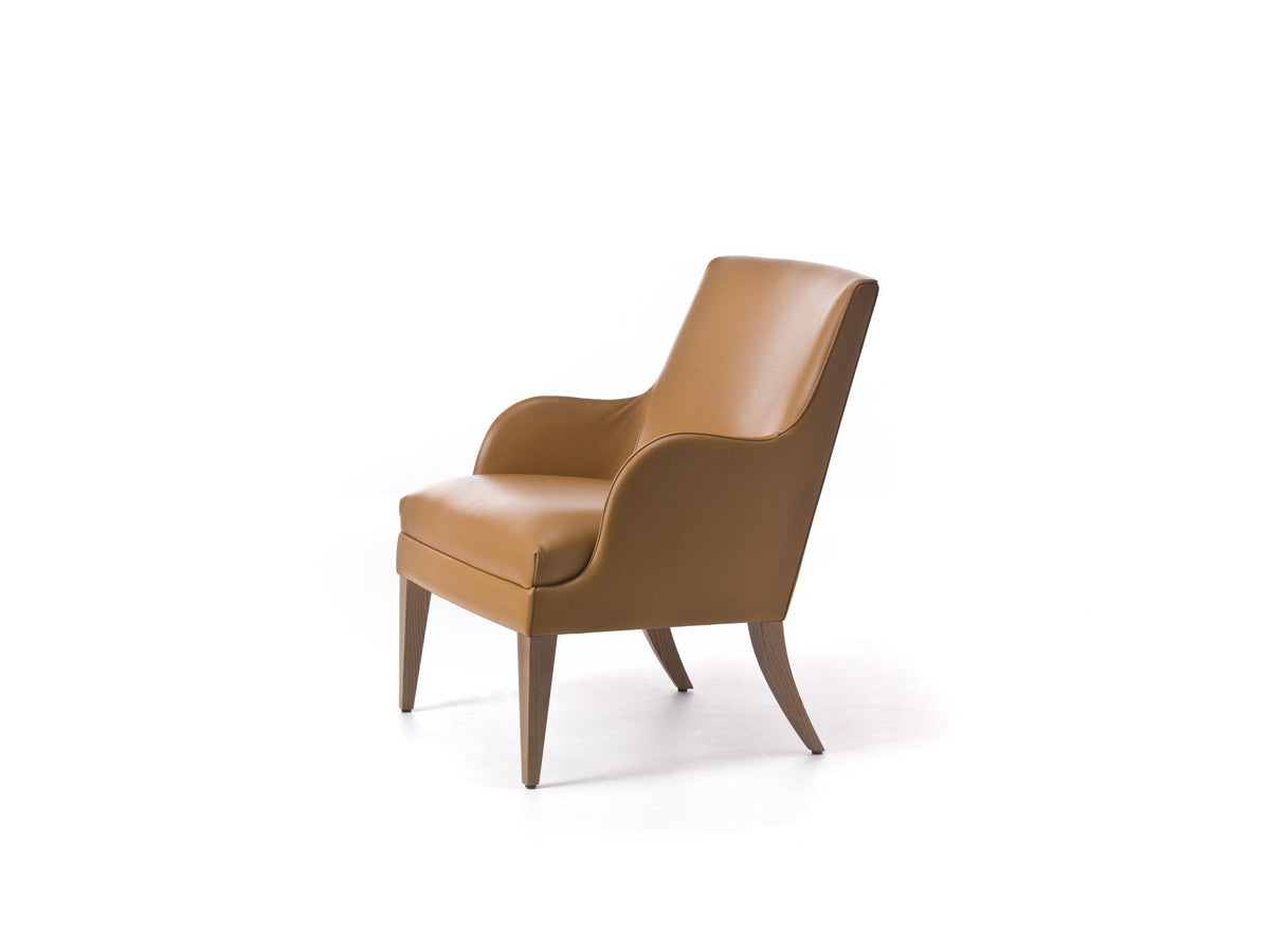 Onda Lounge Chair-Very Wood-Contract Furniture Store