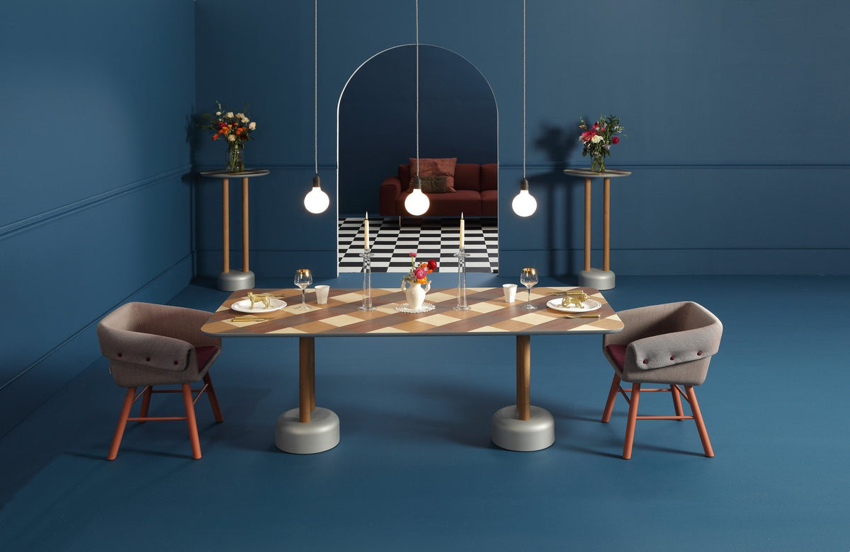 Vichy Dining Table-Sancal-Contract Furniture Store