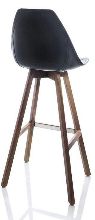 X-Wood High Stool-Alma Design-Contract Furniture Store
