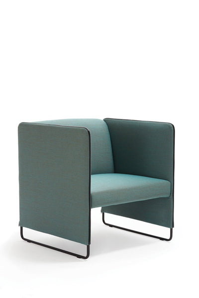 Zippo ZIPL1P Modular Lounge Unit-Pedrali-Contract Furniture Store
