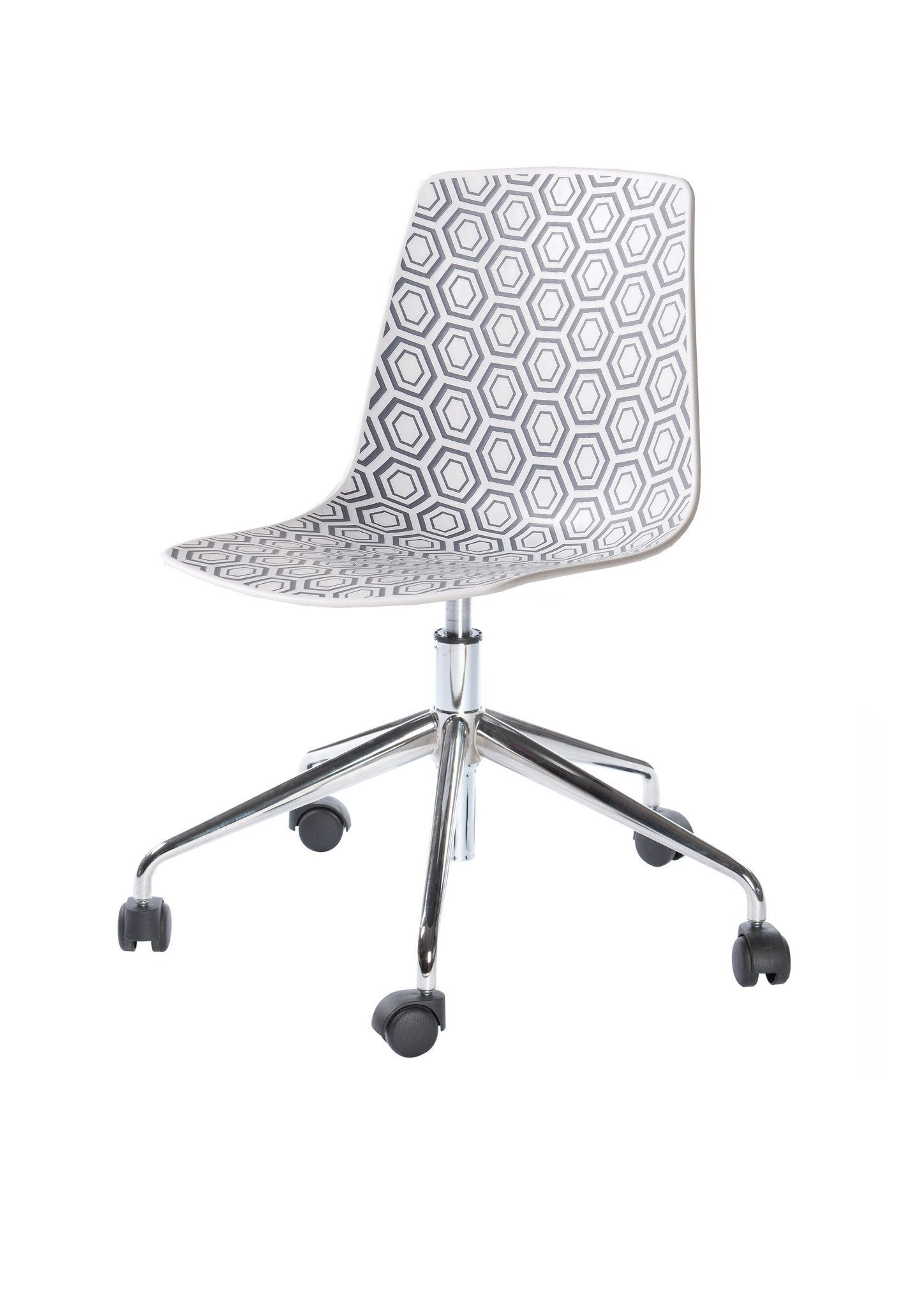 Alhambra Side Chair c/w Wheels-Gaber-Contract Furniture Store