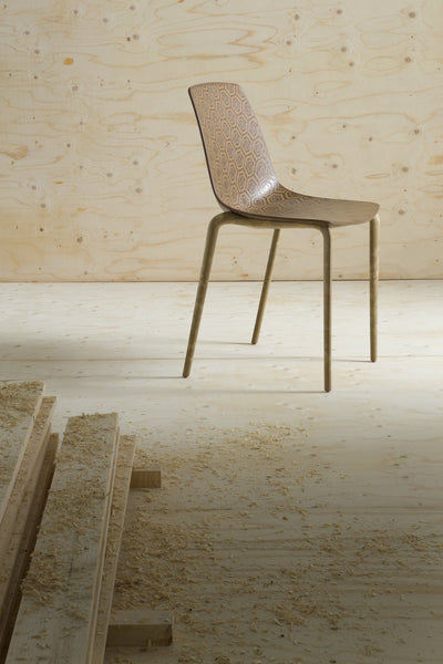 Alhambra Eco Side Chair-Gaber-Contract Furniture Store