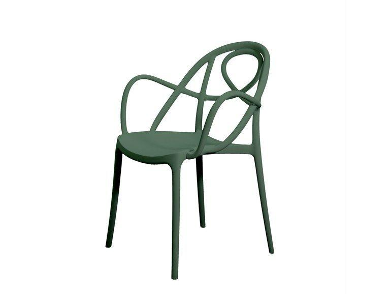 Etoile Armchair-Green-Contract Furniture Store