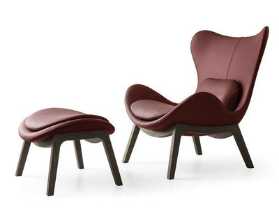 Lazy Wing Lounge Chair-Calligaris-Contract Furniture Store