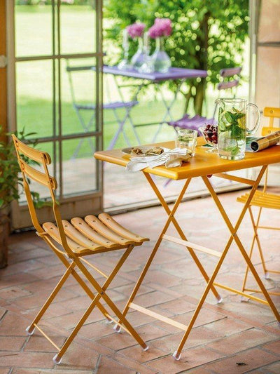 Arc en Ciel Folding Dining Table-Emu-Contract Furniture Store