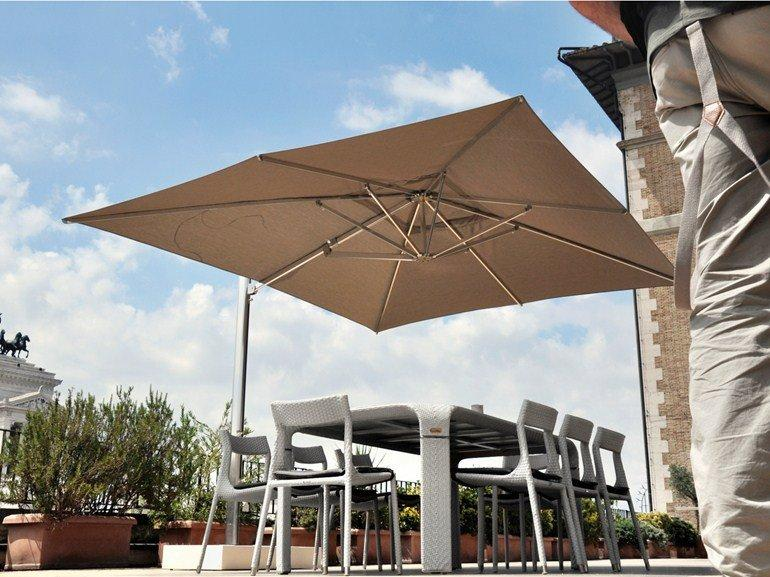 Shade Offset Parasol-Emu-Contract Furniture Store