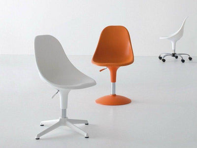 Harmony Side Chair c/w Spider Base-Gaber-Contract Furniture Store