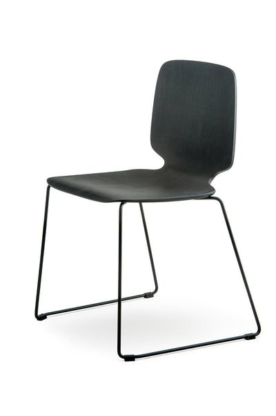 Babila Wood 2720 Side Chair-Pedrali-Contract Furniture Store