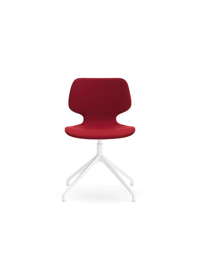 Baby D Side Chair c/w Spider Base-Copiosa-Contract Furniture Store
