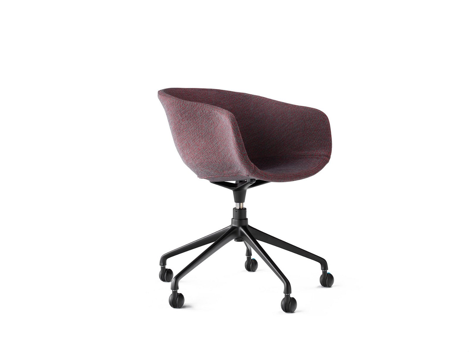 Bai Armchair c/w Wheels-Ondarreta-Contract Furniture Store