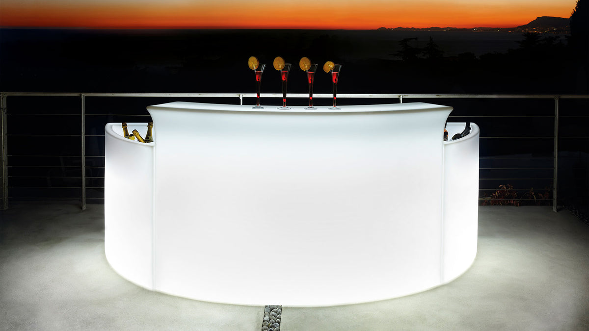 Break Bar Counter-Slide Design-Contract Furniture Store