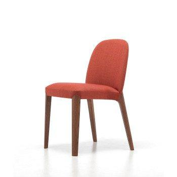 Bellevue Stacking Side Chair-Very Wood-Contract Furniture Store